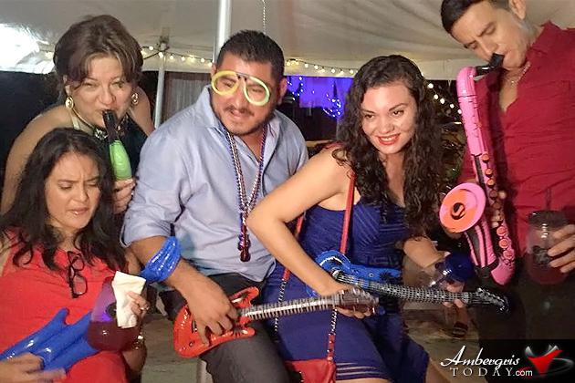 Dr. Julio Lara celebrates birthday with big bash