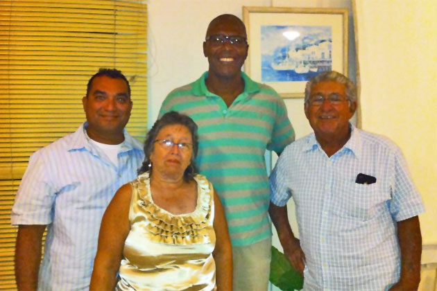New Executive Board Elected for San Pedro Justice of the Peace Association