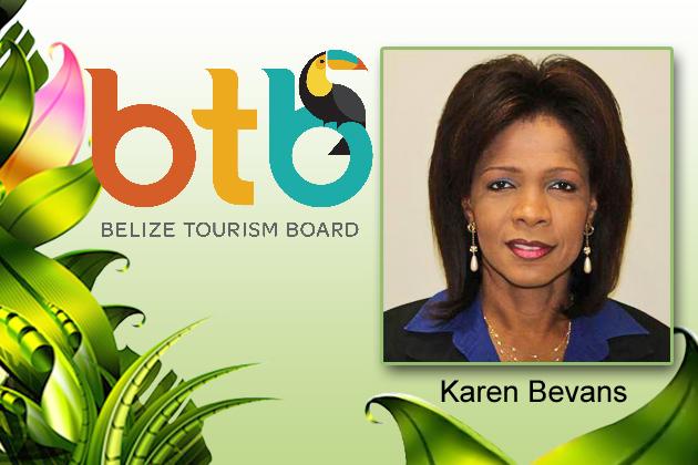 Karen Bevans Appointed New Belize Director of Tourism