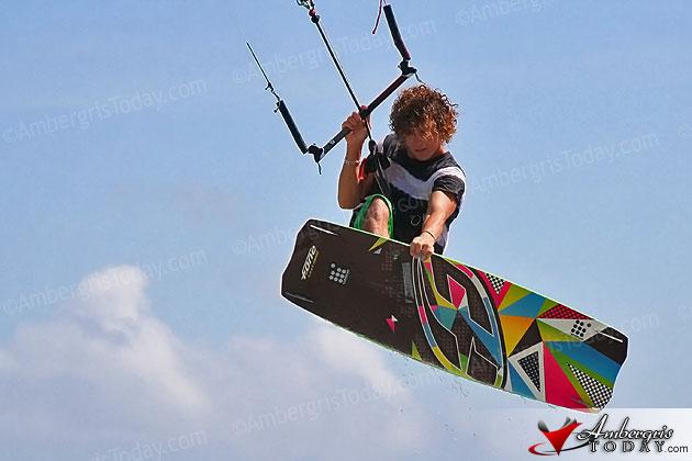Kitexplorer Kite Surfing in San Pedro, Belize