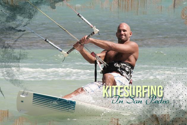 Kitesurfing in San Pedro -Kitexplorer