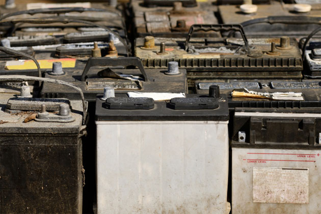 Belize Looks into Management of Lead Acid Batteries