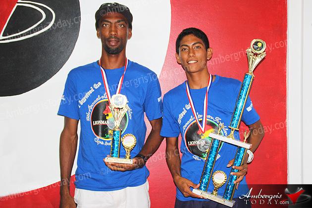 San Pedro Athletes Shine at Lionman Triathlon