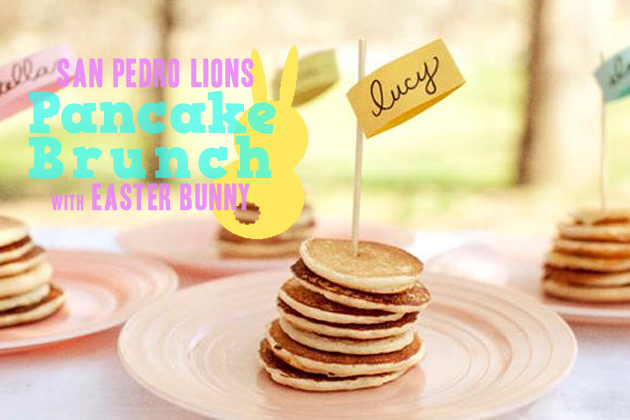 SP Lions Plan Second Annual Pancake Brunch with the Easter Bunny