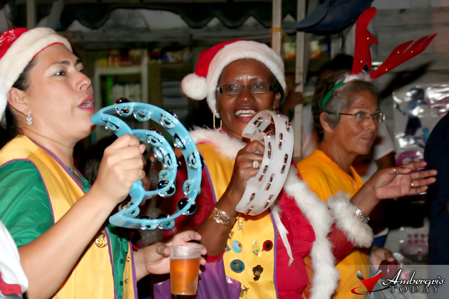 Christmas Caroling.Christmas Caroling With The Lions Club Ambergris Today