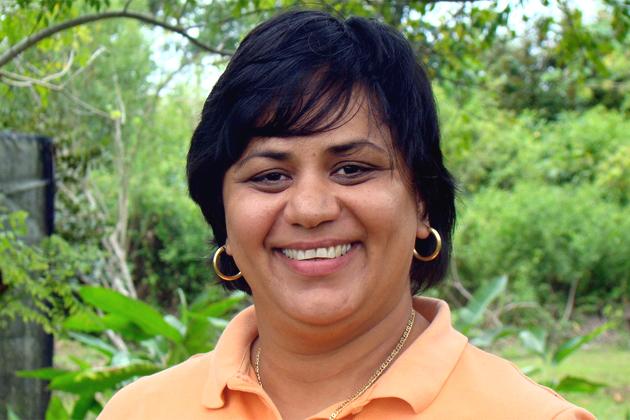 Minister Lisel Alamilla – Finalist of Prestigious Conservation Award