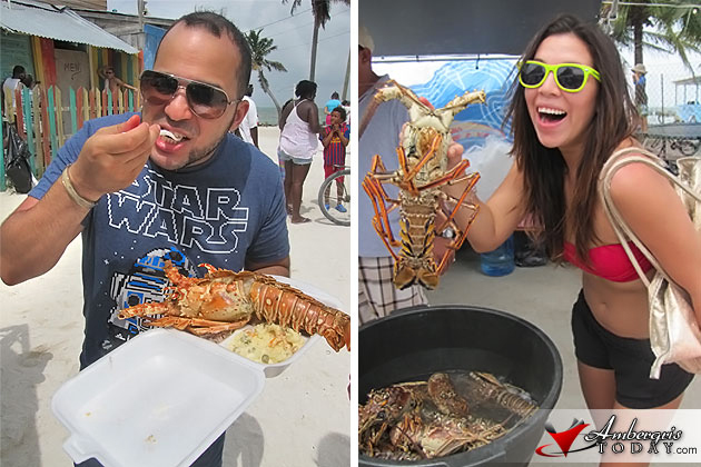 Belize Lobster Season to Close on February 15th