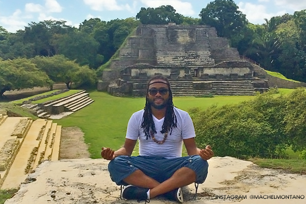 Machel Montano visits Belize and entertains at Soca and Jazz Festival