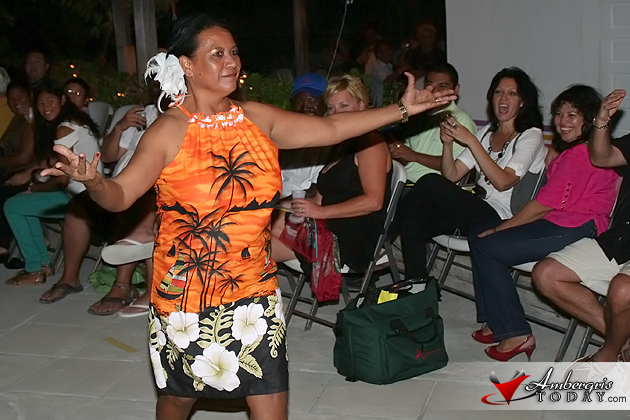 Mama Vilma's Family Home Fashion Show Fundraiser