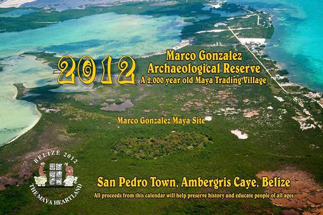 Launch of Marco Gonzalez 2012 Calendar