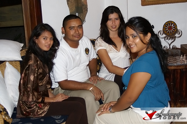 Marlon Castro with Dorian's Angels 2008