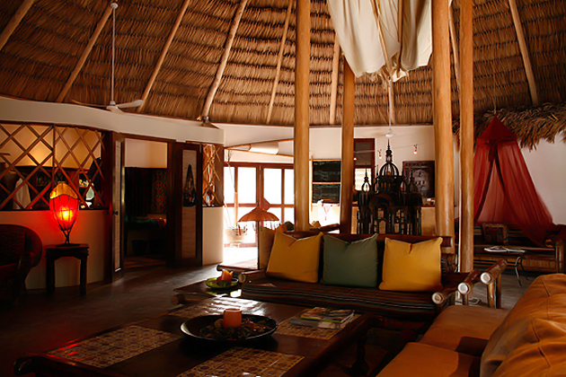 Lobby and Lounge at Matachica