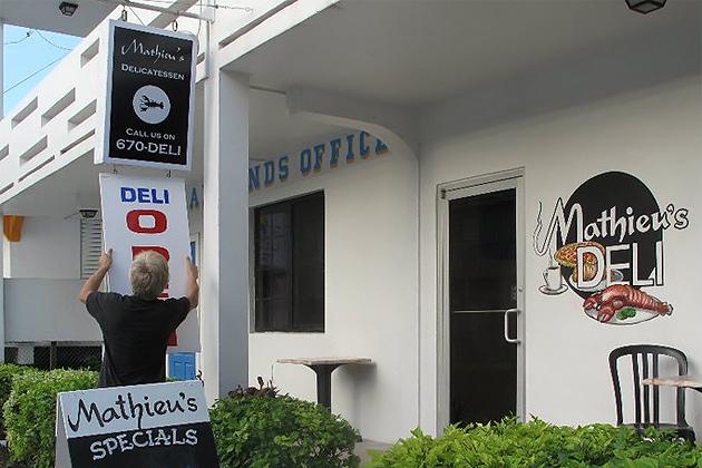 Mathieu's Delicatessen closes deli in San Pedro, moves to Placencia