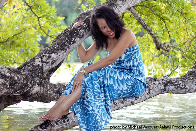Melonie Gillett, Belizean Singer