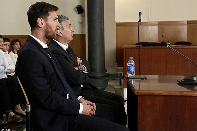 Soccer Superstar Messi's Tax Fraud Links him to Belize