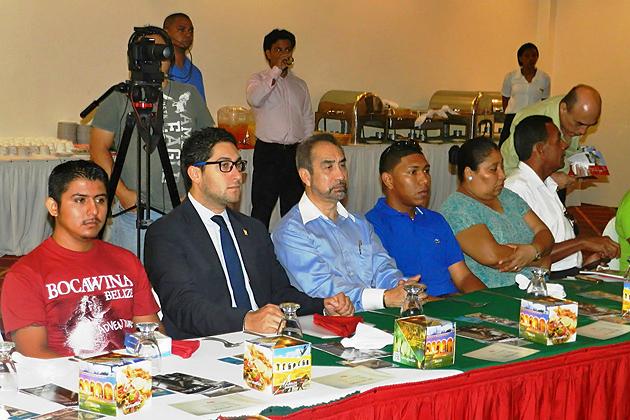 Yucatan Tourism Board & Tourism Delegation visits Belize