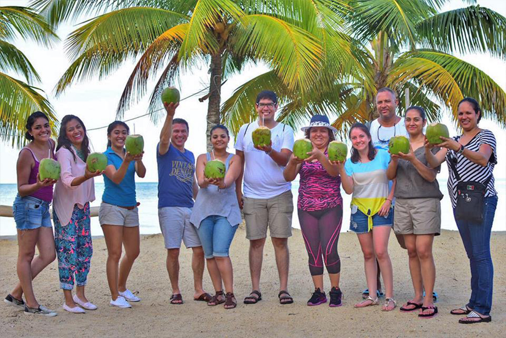 2016 Familiarization (FAM) Trip for Mexican Travel Agencies