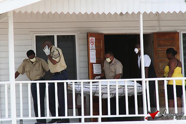 Body of Michael Donald Virgin retrieved from Pedro's Inn