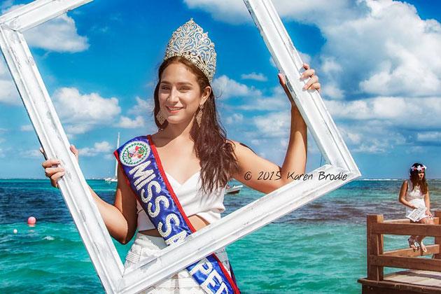 Miss San Pedro, Michelle Nunez empowers young ladies with SHINE Program
