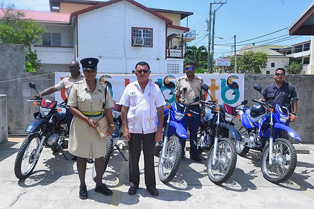Equipment Donated to Tourism Police Unit to Improve Services Countrywide