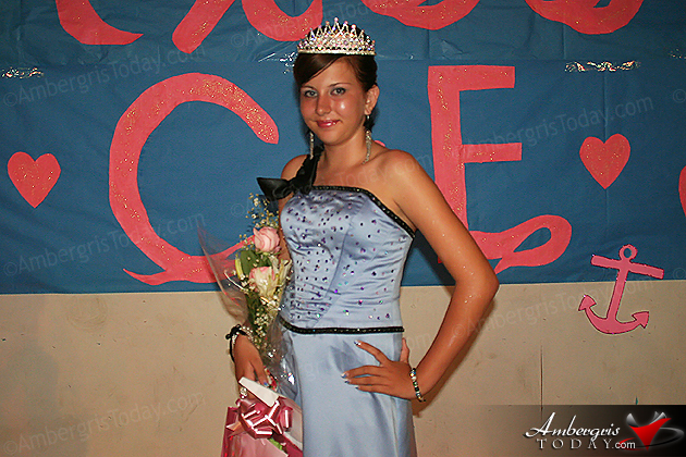 Morgan Cartwight Crowned Miss ACES 2012