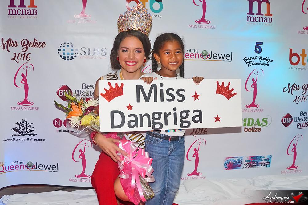 Miss Belize Universe 2016 Rebecca Rath