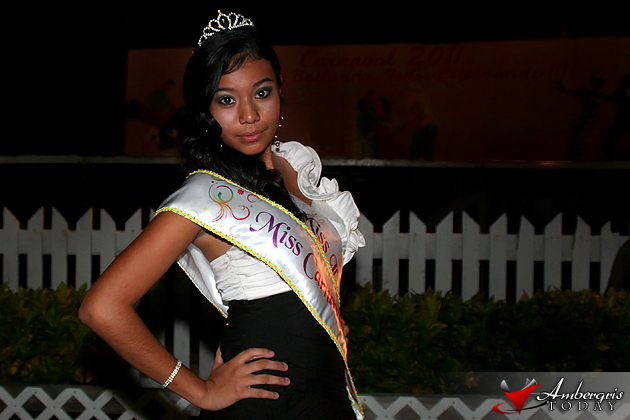 Ileny Aguilar crowned Miss Carnaval 2011