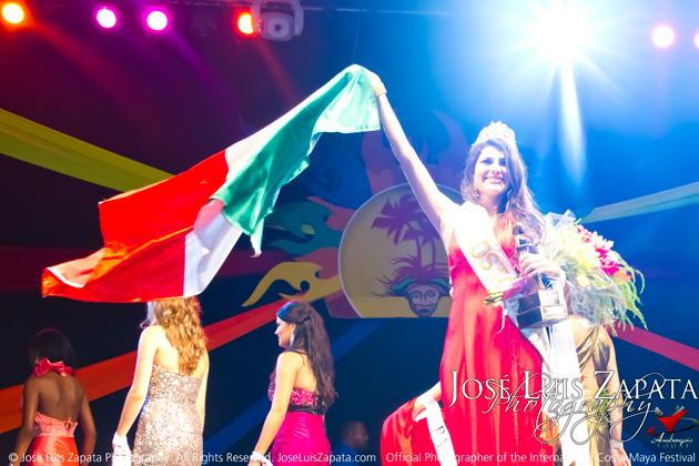 Miss Mexico Valentina Cervera Avila