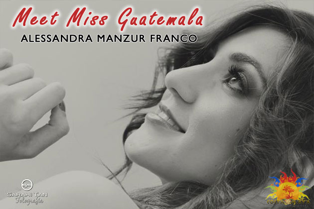 Costa Maya Festival 2012 Presents Miss Guatemala