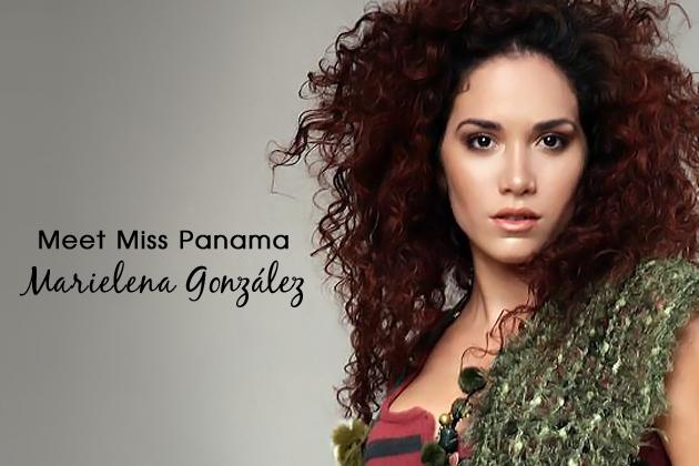 Meet Miss Panama - Costa Maya Festival