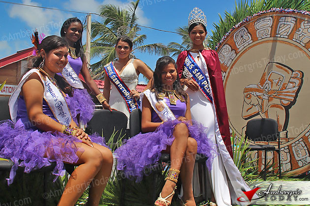 Commemorating St. George's Caye Day in San Pedro