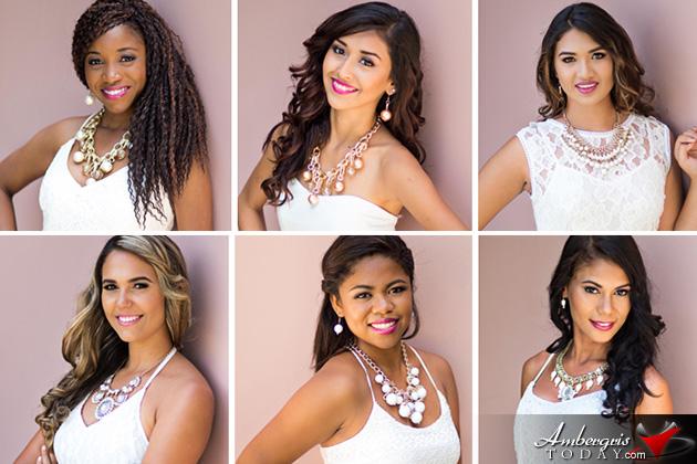 Miss San Pedro Pageant Contestant 2015