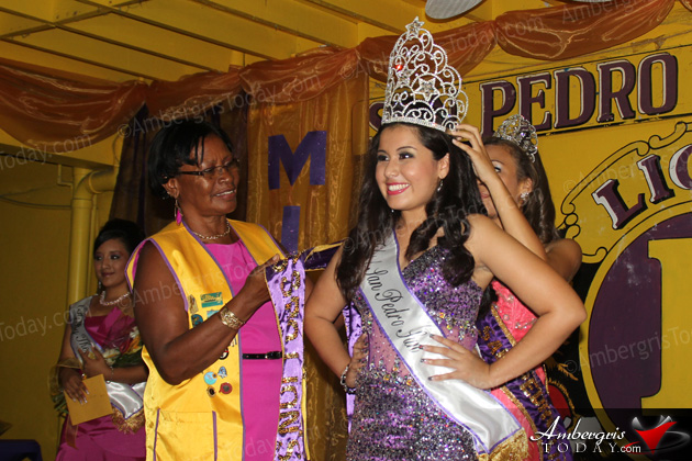Alexis Del Valle Selected New Miss Lion's Queen
