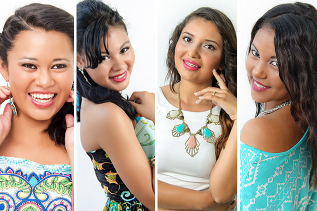 San Pedro Lions Club Announces Miss Lions Pageant Contestants