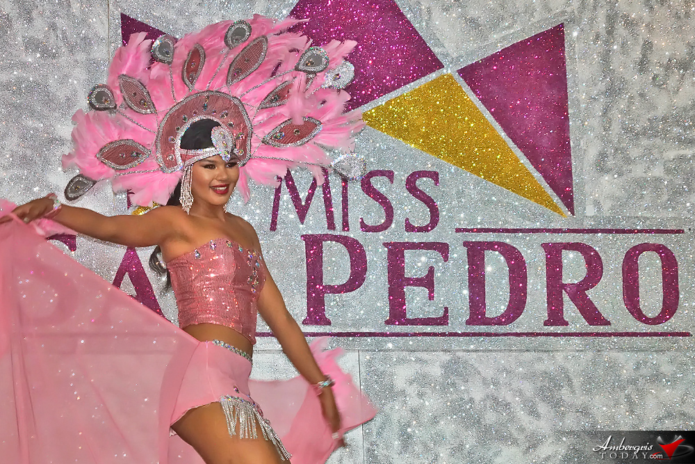 Marisha Thompson Selected as Miss San Pedro 2016