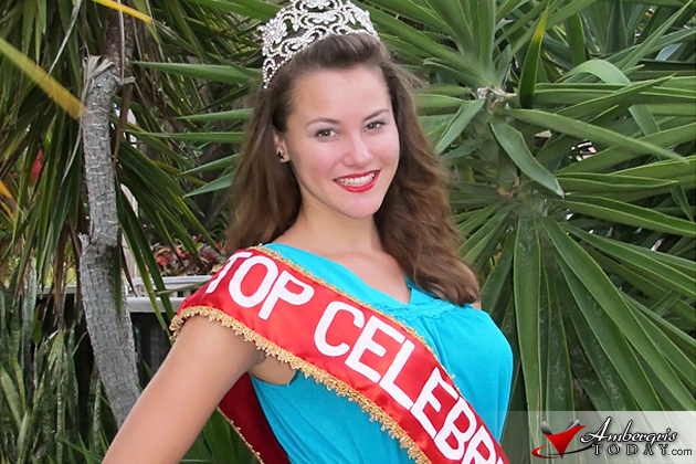 Teens Belize Stages Miss Top Celebrity Pageant 2013