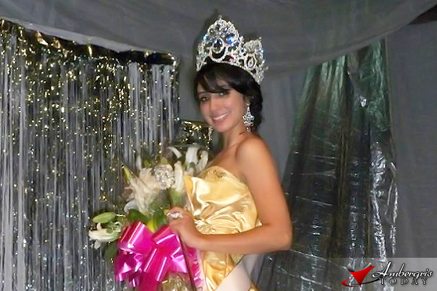 Miss Monique Habet, Miss Earth Belize 2011