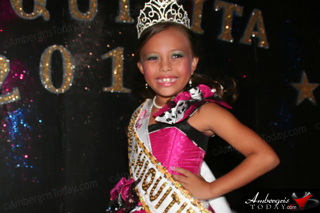 Kiryani Pou Dazzles as San Pedro New Miss Chiquitita