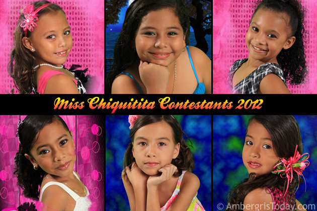 Miss Chiquitita Pageant 2012