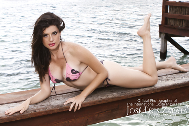 Miss Costa Maya 2011 Valentina Cervera Avila