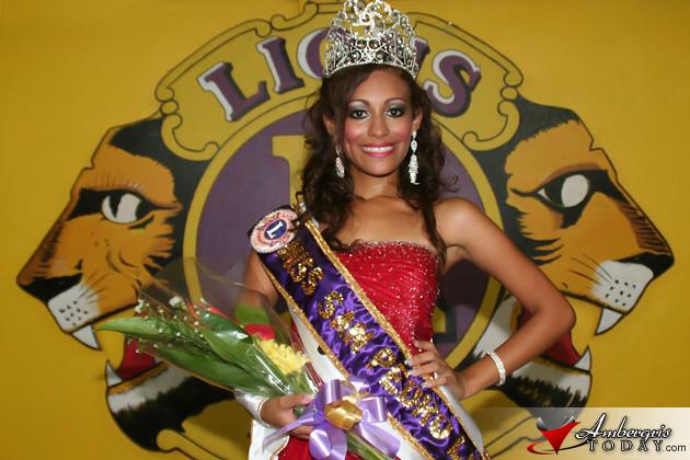 Miss San Pedro Lions Club 2011, Shantell Pascascio
