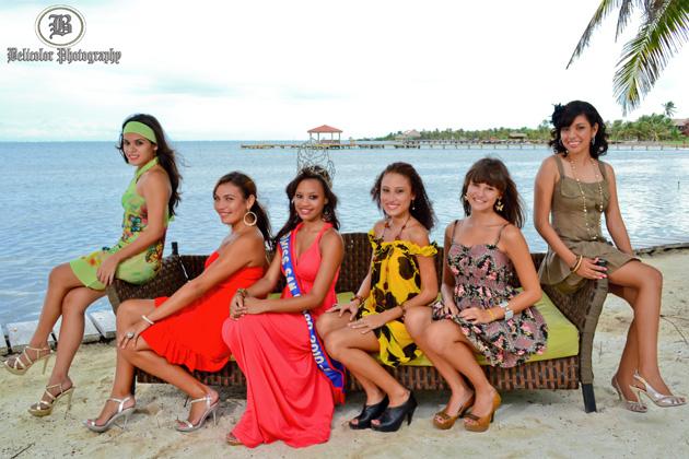 Miss San Pedro 2011 Candidates