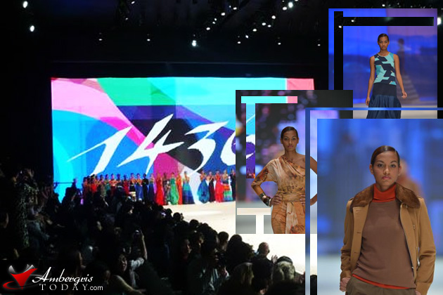 Belize Makes Top Ten at Miss World Top Model Show