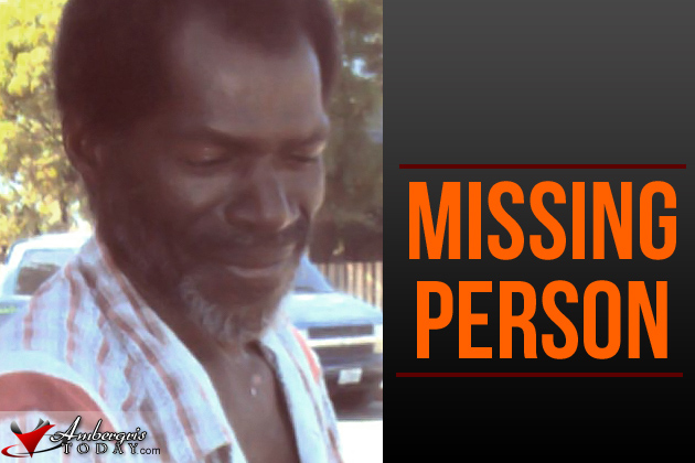 Missing Person – Wilford Emmanuel Arnold