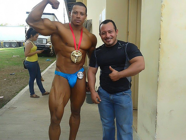 Mr. Belize Places 1st in International Bodybuilding Competition