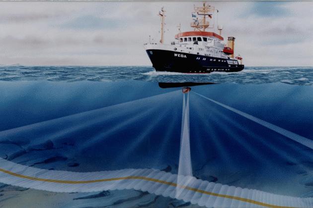 Public Consultation On The Marine Multibeam and Sea Seep Survey