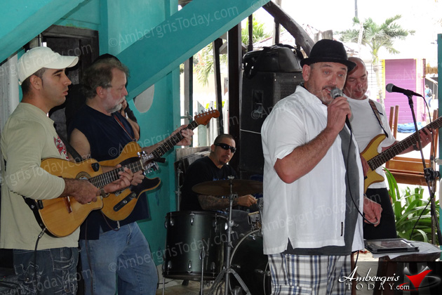 Blues Jam Session Raises Funds for Holy Cross