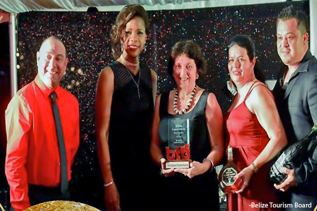 Belize Holds 14th National Tourism Awards, San Ignacio Hotel, Hotel of the Year