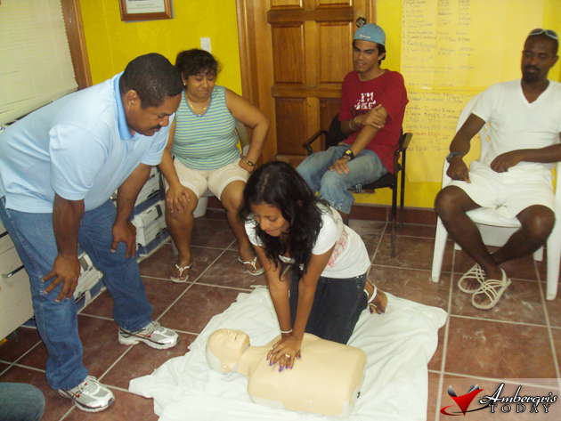 Basic First Aid Training by NEMO