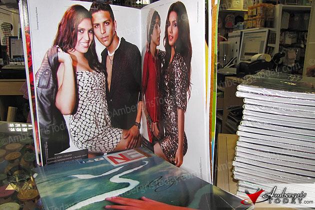 NE Magazine features restaurants, model and photographers in San Pedro
